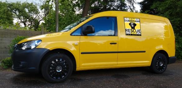 VW Caddy1a
